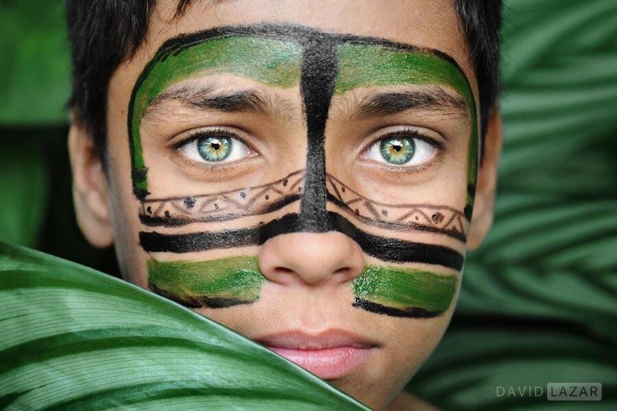 David Lazar - Green Eyed Boy (Brazil)