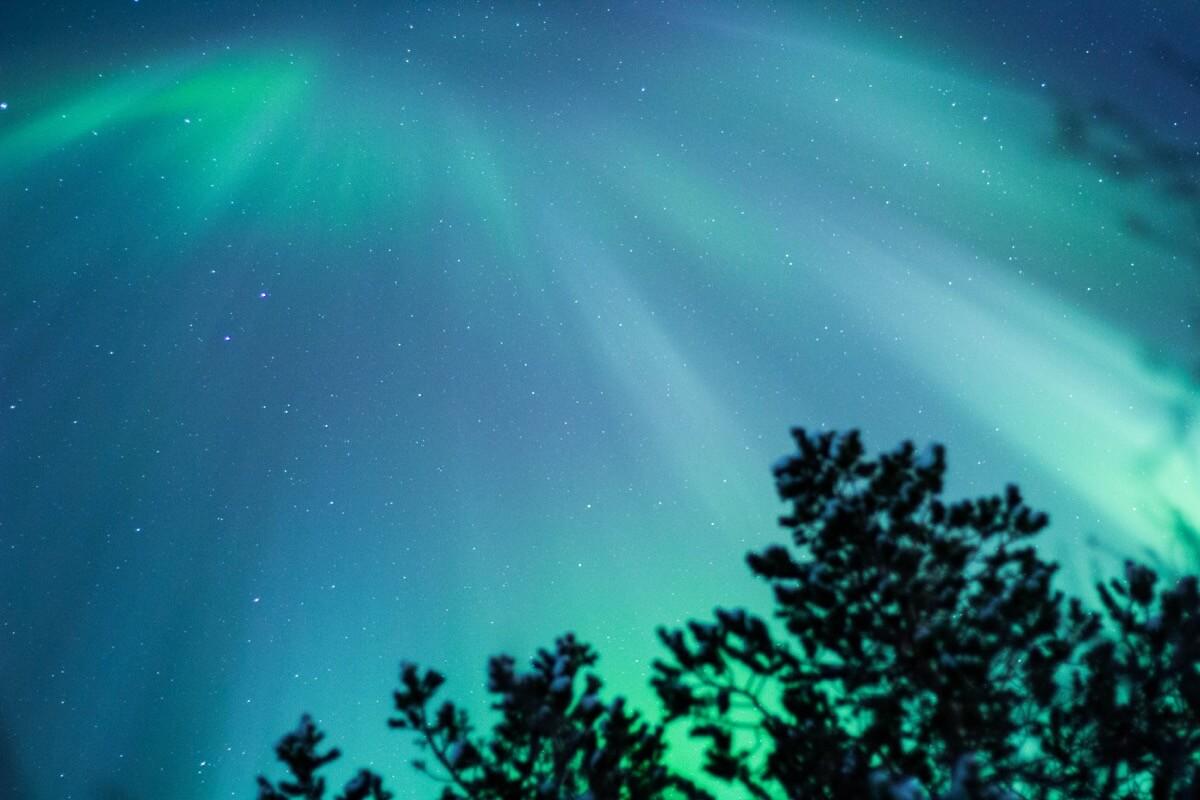 Dustin Gienger Northern Lights