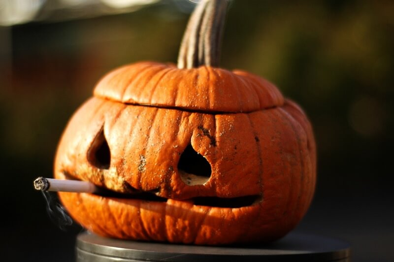 Emergency Brake - how pumpkins rot