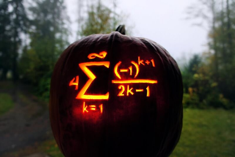 Mathematical Association of America - Mathematical Pumpkins!