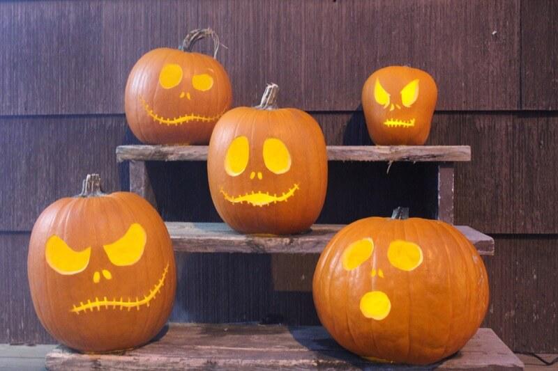 Allison - Pumpkins Halloween