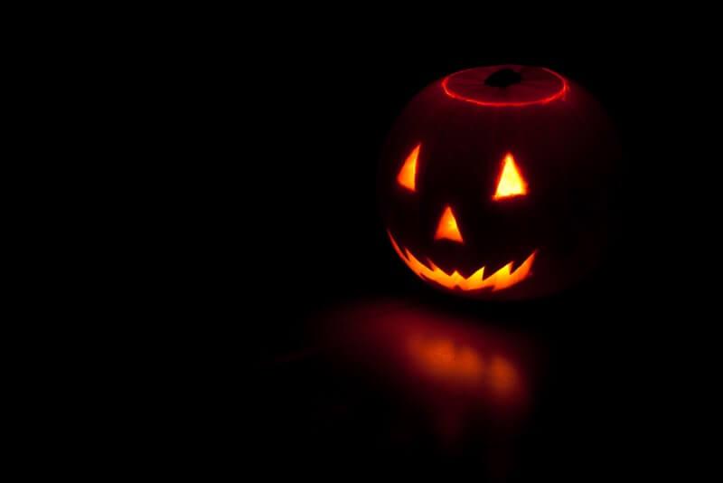 Ben Grantham - Halloween Pumpkin