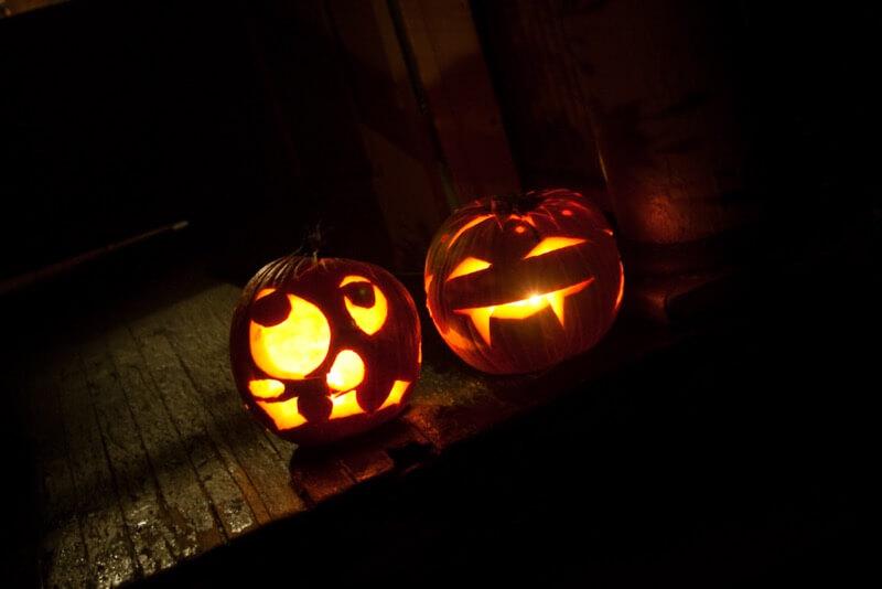 Steven Depolo - Halloween Pumpkins