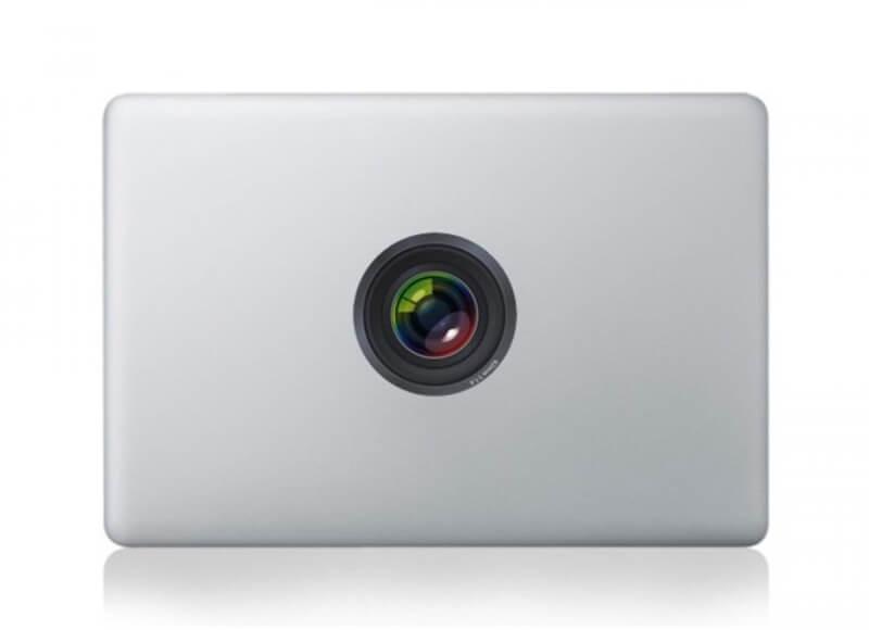 Photo Sticker MacBook