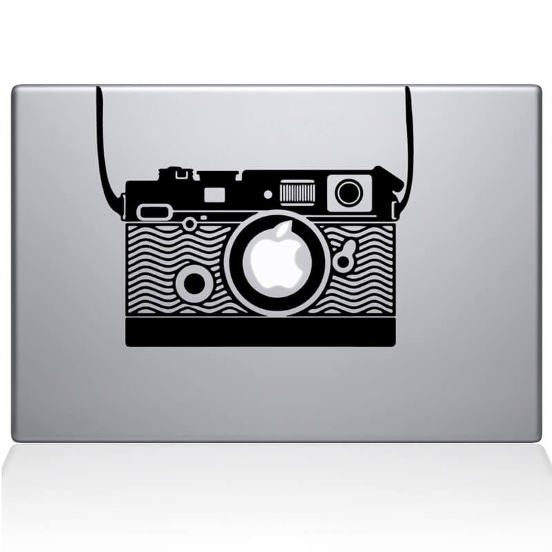 Cool Camera Decal