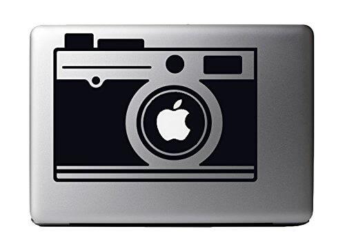 Retro Film Camera Decal