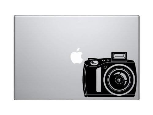 Photography Sticker Macbook