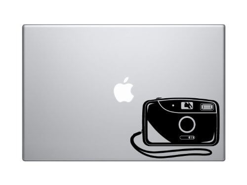 Flash Camera Decal