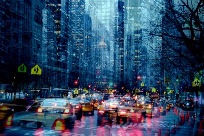 Traffic Jam (New York)