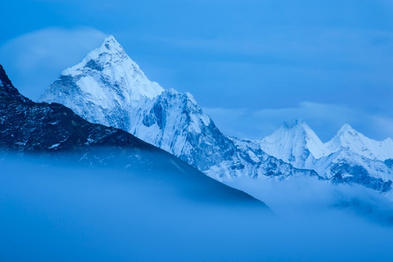 Everest Region - Grant Ordelheide
