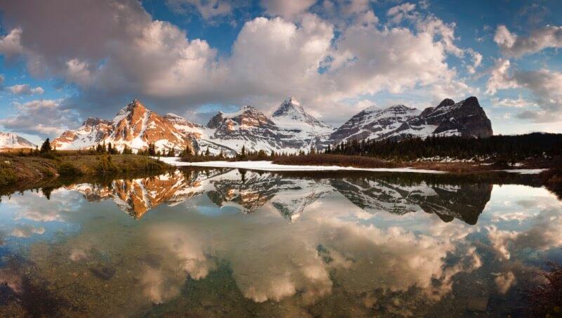 Mount Assiniboine - Grant Ordelheide