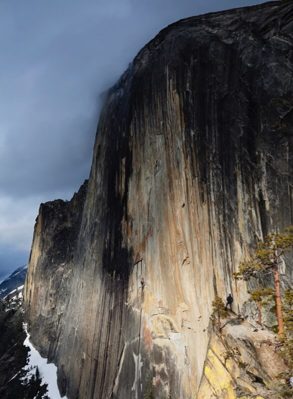 Half Dome Diving Board - Grant Ordelheide