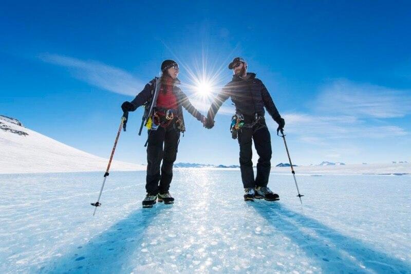 Christopher Michel - antarctic love