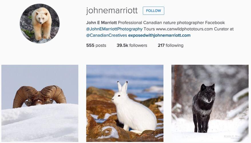 John E Marriott