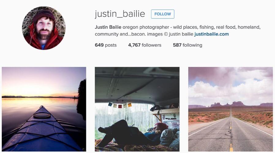 Justin Bailie