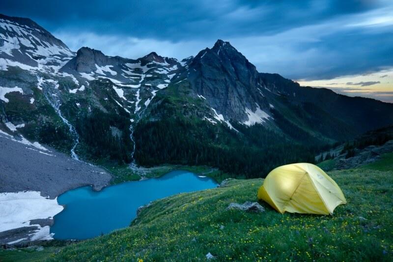 Blue Lakes Campsite - Grant Ordelheide