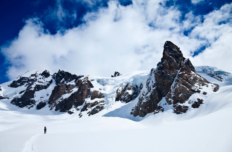 Peñón Glacier - Grant Ordelheide