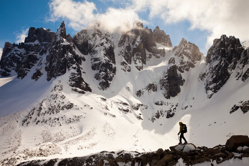 Cerro Castillo National Reserve - Grant Ordelheide