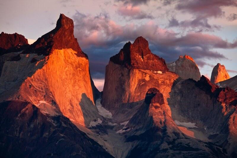 Los Cuernos, Torres del Paine - Grant Ordelheide