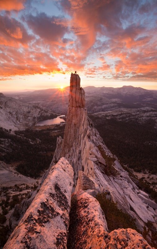 Eichorn Pinnacle - Grant Ordelheide