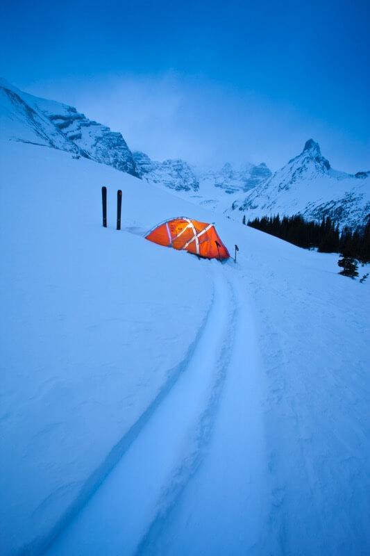 Ski Touring - Grant Ordelheide