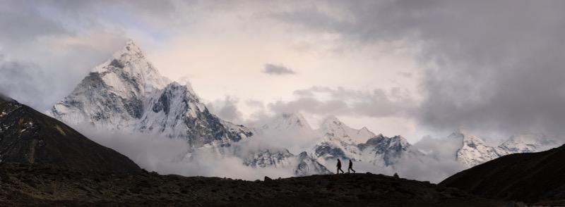 Ama Dablam Hikers - Grant Ordelheide