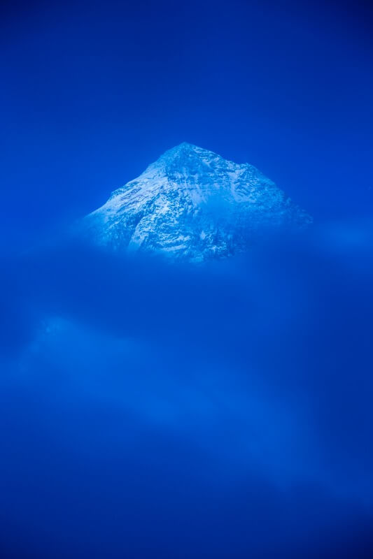Mt. Everest - Grant Ordelheide