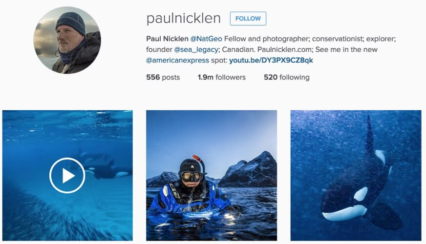 20 Outdoor Photographers You Should Follow on Instagram