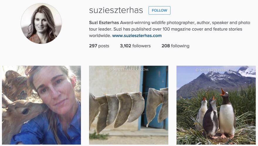 Suzi Eszterhas