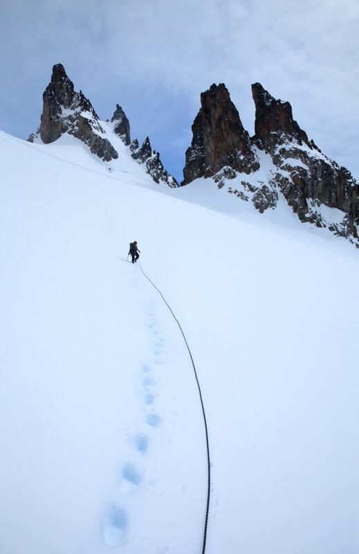 Patagonia Climber - Grant Ordelheide