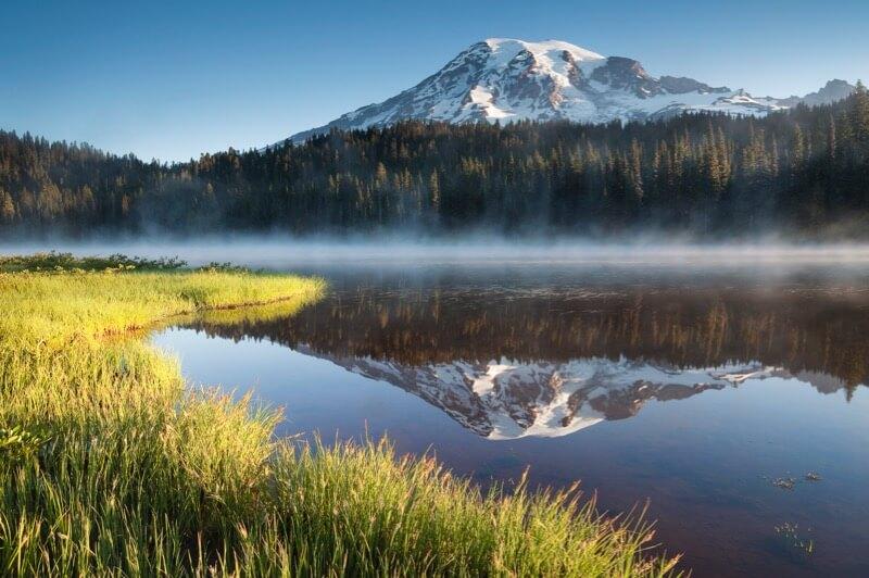 Mt. Rainier - Grant Ordelheide