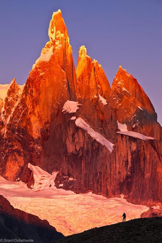 Cerro Torre scale