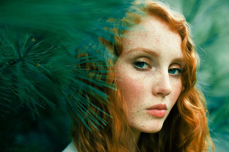 Sarah Ann Loreth portrait