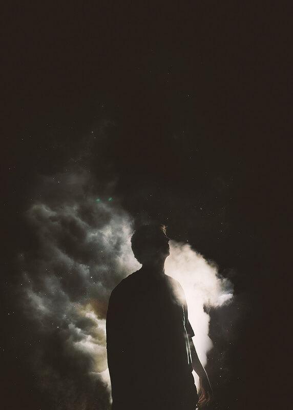 Nate Bittinger cloudy portrait