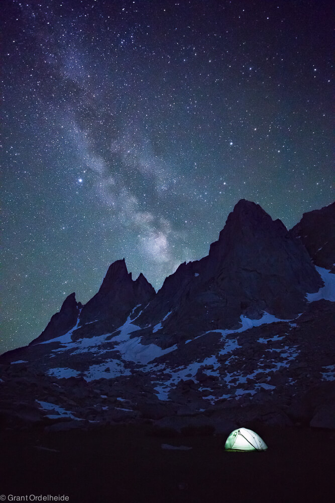 Cirque Milky Way