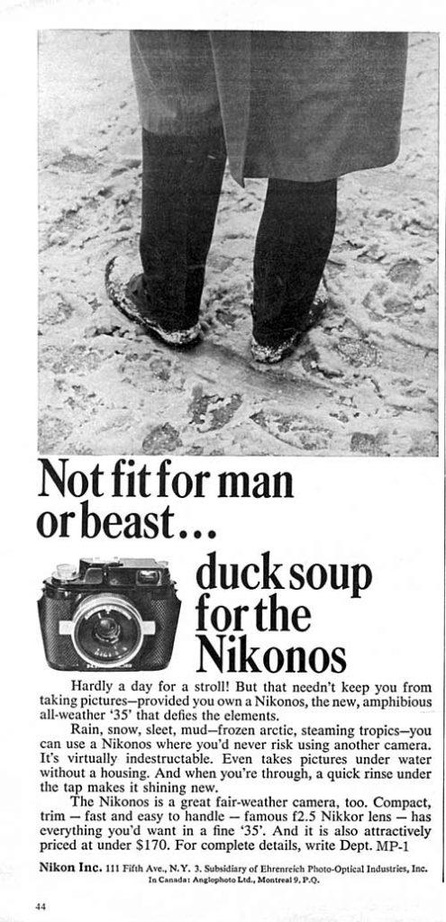 Nikonos 1965