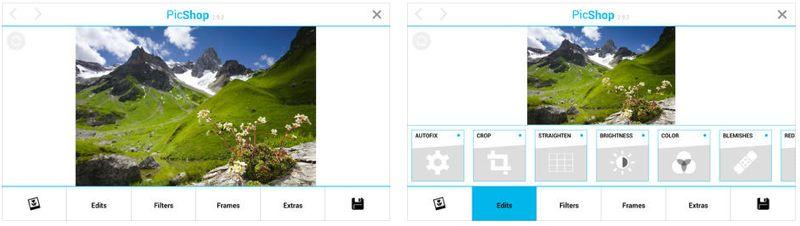 picshop lite app