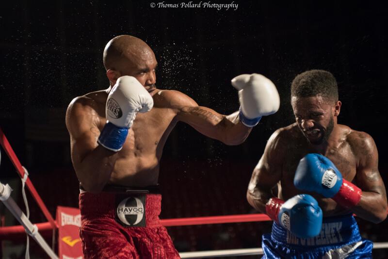 Thomas Pollard — Boxing