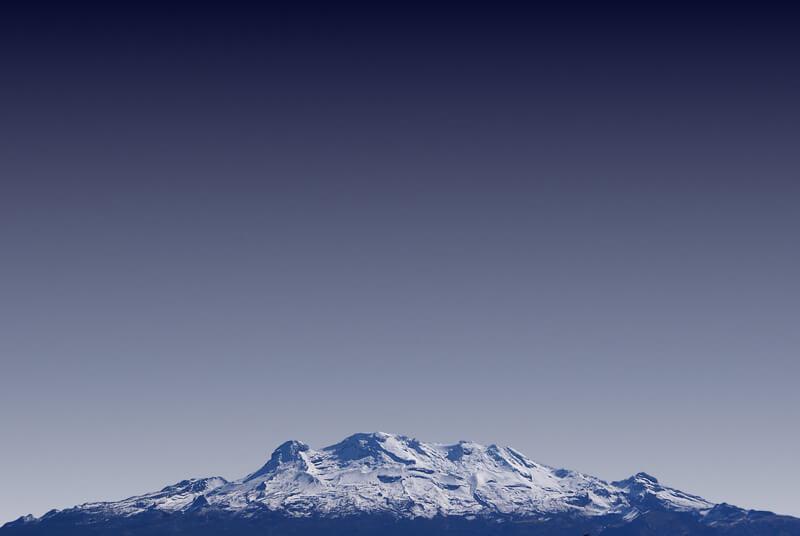 Popocatépetl, México