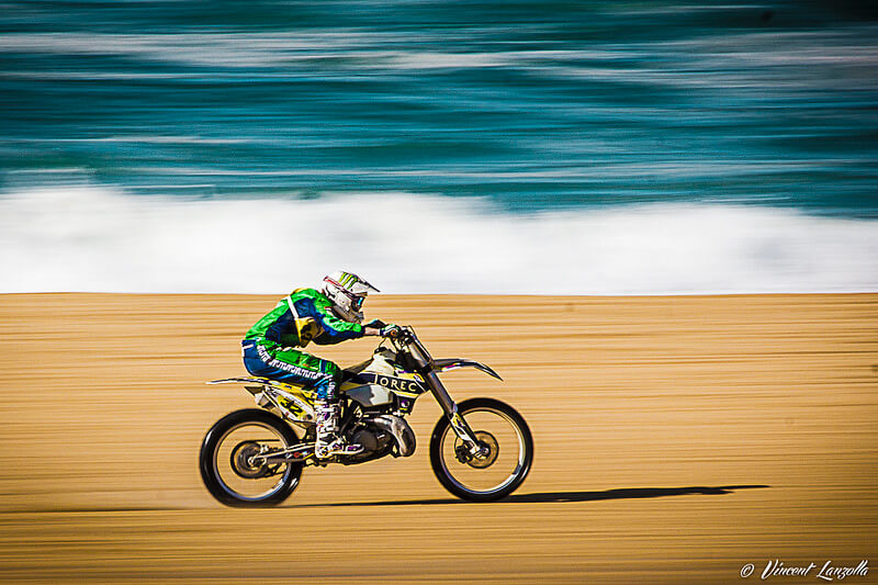 motocross race photography
