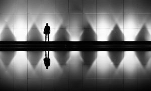 The City in Black and White: Urban Photography by Thorsten Koch