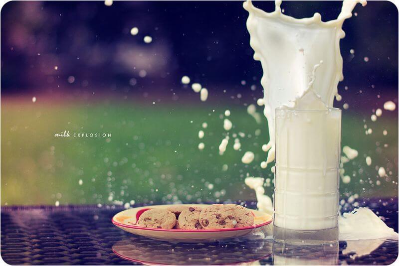 Matthew Coughlin - Milk Explosion