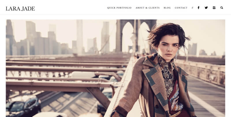 web design trends - wordpress - lara jade