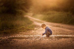 Beautiful Photos of Children Enjoying Summer by Iwona Podlasinska