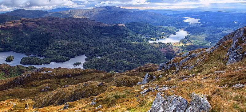 Four Lochs Trossachs