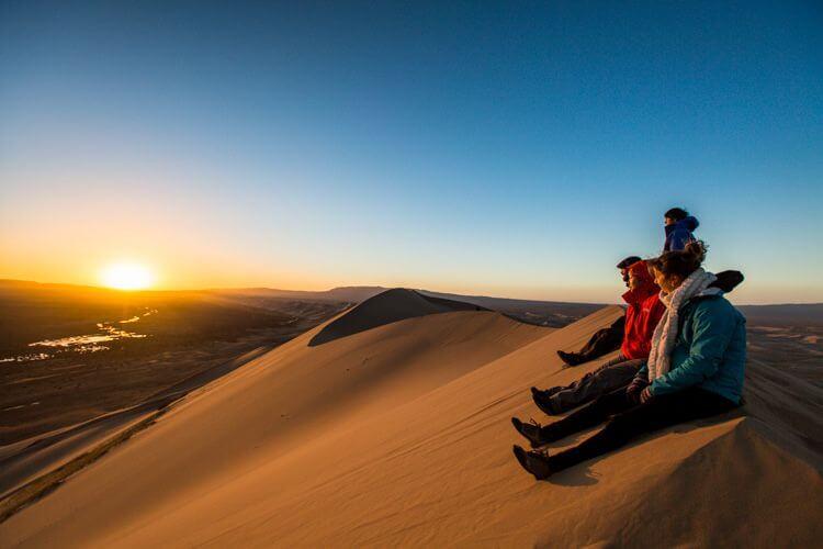 dune Gobi desert