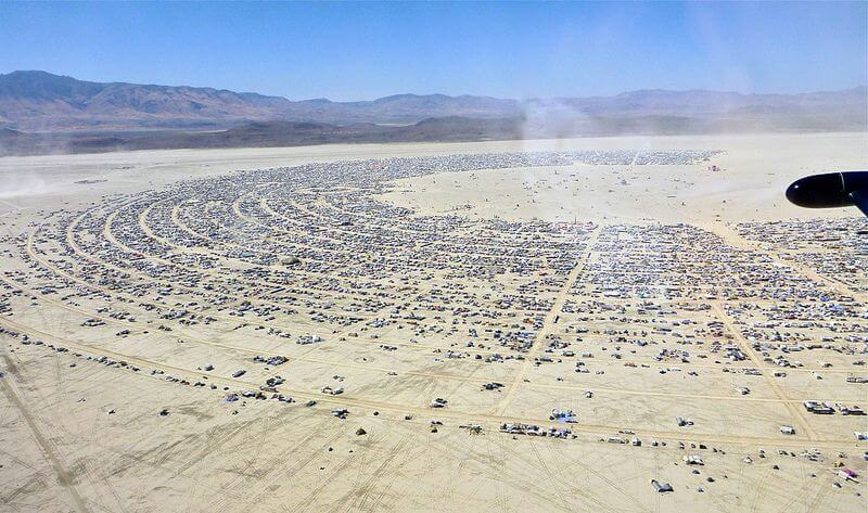 Steve Jurvetson - Burning Man Overview