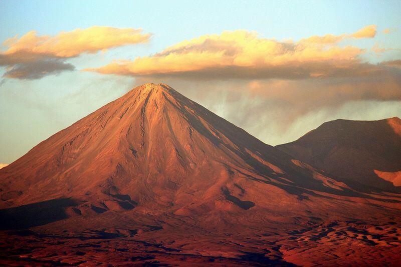 Licancabur, Atacama desert, Chile
