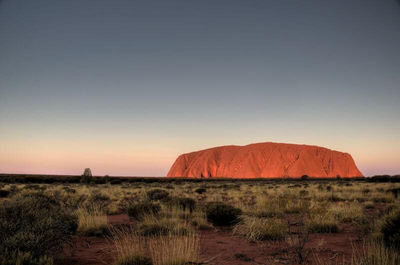Nathan Siemers Uluru