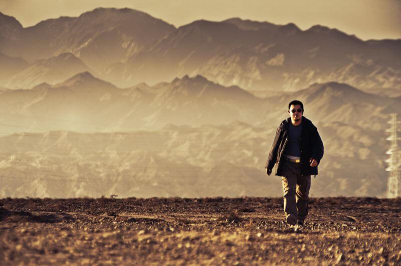 Jonathan Kos-Read Gobi Desert